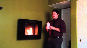 napoleon wall mount ethanol slim profile burning fireplace review tutorial wmfe2k black vent free you