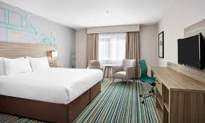 On <b>arrival</b> at our room had been allocated double... - Jurys Inn ...