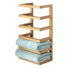 wood towel stand. Towel Racks For Bathrooms Teak Hanging Rack Free Standing Wood Wood Towel Stand