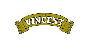 vincent motorcycle logos