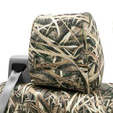coverscoverking mossy oak 1st row shadow grass blades custom seat cover