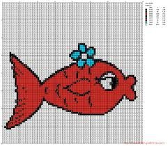 Free Cross Stitch Pattern Maker Enchanting Goldfish Cross Stitch Pattern Free 448x448 X 48 Dmc Threads Scheme