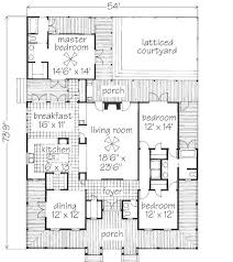 dog trot house plans. Island-Style House - Tim Holmes   Southern Living Plans. 2512 Sf 3 Dog Trot Plans L