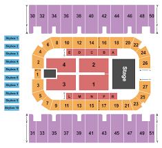 First Interstate Arena Tickets Billings Mt Ticketsmarter