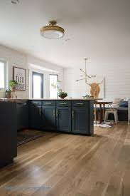 Kitchen Wood Flooring 17 Best Ideas About Dark Kitchen Cabinets On Pinterest Dark