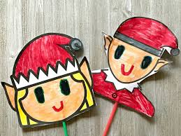 If your little ones are missing their elf, invite them to visit for a birthday, holiday or other special event. Christmas Elf Coloring Sheets My Life And Kids