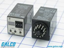 gt3d 4ad24 idec timing relays galco industrial electronics package image