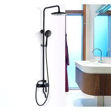 shower faucets antique black bronze system brass valve oil rubbed delta all copper pop set
