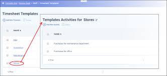 Time Sheet Templates Staff Management Software Service