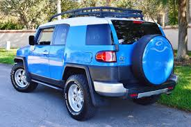 2007 Toyota FJ Cruiser – Track Pack Edition | Real Muscle | Exotic ...