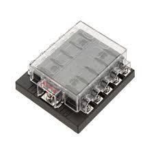 10 way fuse box block fuse holder box car vehicle circuit Fuse Box Holder 10 way fuse box block fuse holder box car vehicle circuit automotive blade fuse box holder for a toro grand stand mower
