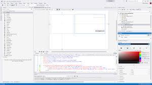 Visual Studio Design Tools Visual Studio C C Ide And Compiler For Windows