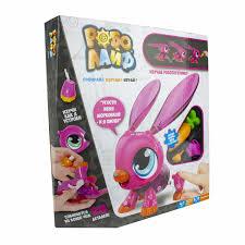 Кролик, <b>1Toy</b> (интерактивная <b>модель для сборки</b>, Т16228, серия ...