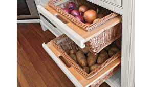 pull out baskets crystal cabinets