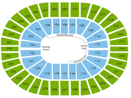 Thomas Mack Arena Seating Chart Nfr National Finals Rodeo At Thomas Mack Center Tickets On Dec