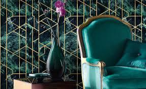 Metallische Decken Und Wandgestaltung So Gelingt Sie