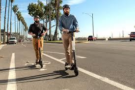 micro mobility program e scooters e bikes
