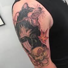 125 Coolest Wolf Tattoo Designs Wild Tattoo Art