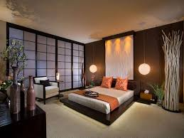 Elegance of Japanese Bedroom Interior Design