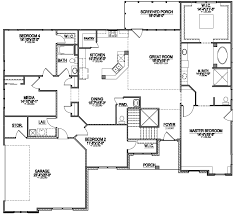 Wheelchair Accessible Multigenerational House Plan – Raleigh