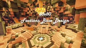 Factions Base Design Schematic 80x80 Factions Base Tour Minecraft Faction Interior Design Ep 11 W Download