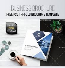 Foldable Brochure Template Free 50 Premium Free Psd Tri Fold Brochureb Templates For