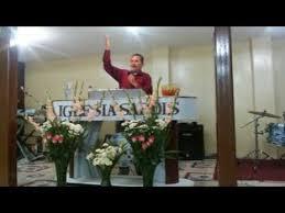 predica Aurelio Alfaro acción de gracias san salvador - YouTube