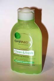 review garnier clean fresh eye make up remover