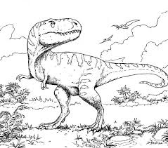 Small Picture Dinosaur Color Pages Best Coloring Pages adresebitkiselcom