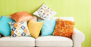 Dalani cuscini: tessili per la casa colorati e versatili