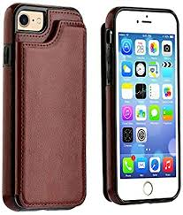 OT ONETOP iPhone 8 Wallet Case with Card Holder ... - Amazon.com