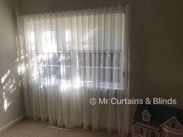 wave fold sheer curtains and translucent roller blind gosford home using filigree montego 2