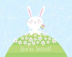 Easter Invitation Templates Barca Fontanacountryinn Com