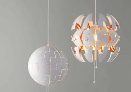 Ikea Ball Light Shade Ikea Ps 2014 Pendant A Lamp That Dims While Changing Looks