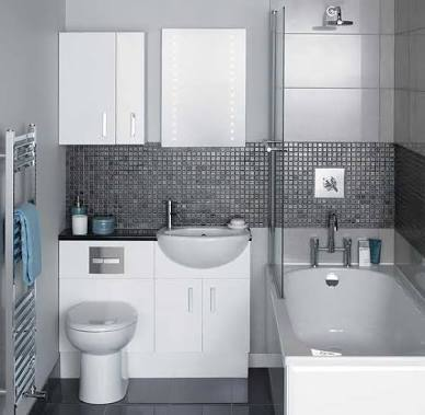 My Favorite Bathroom Interiors And Ideas - Compact Cabinets