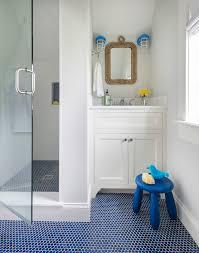 Blue Bathroom Floor Tile New Best 25 Penny Ideas On Pinterest Shower