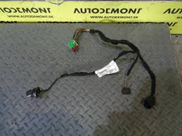 rear left right door wiring harness 8l0971035c audi a3 8l 2002 5 Car Door Wiring Harness Grommet at Audi A3 Door Wiring Harness