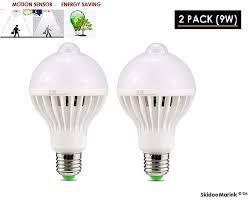 Outdoor Led Motion Sensor Light Led Motion Sensor Light Bulb Dusk To Dawn Pir Built In Motion Detector Light Sensing Outdoor Bulb E27 Indoor Outdoor Led Sensor Light Warm White