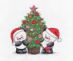 Christmas Chart Images Party Paws Bamboos Christmas Tree Chart