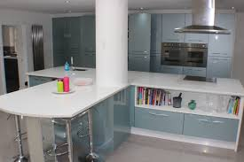 Duck Egg Blue Kitchen Cabinets John Painter Hartlepool Kitchen Buy Stardust High Gloss
