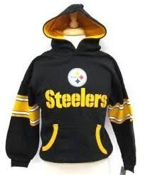 reebok 24 7 jersey hoodie. reebok pittsburgh steelers boys (4-7) quarterback jersey hooded sweatshirt kids 5- 24 7 hoodie u