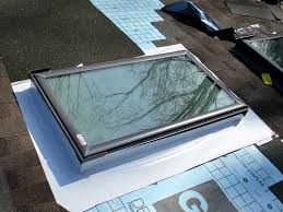 leakfree skylight installation tips from a traverse city roofing contractor how much to install skylight18