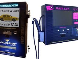 Breathalyzer Vending Machine Classy Breathalyzer Vending Machine Hire Services Service Available In