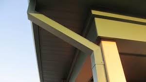 B4000 1 Inch Flush Metal Soffit Panel Englert Inc