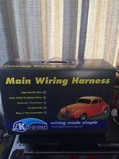 wiring harness in parts accessories procomp main wiring harness keep it clean
