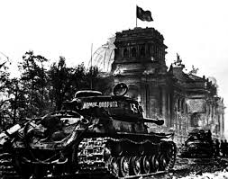 Рефераты по ВОВ Техника Победы Битва за Берлин и разгром Германии