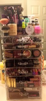 20 Experiencias que pondrn eufricas a todas las chicas que son amantes  del maquillaje. Makeup OrganizationDiy Makeup Storage ...