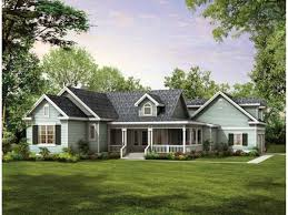 country house plans with wrap around porch large