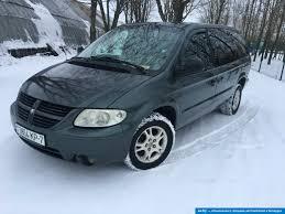 Dodge Grand Caravan, 2001, бензин автомат, купить в Минске - цена ...