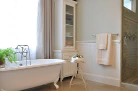 white beadboard bathroom. White Beadboard Bathroom O